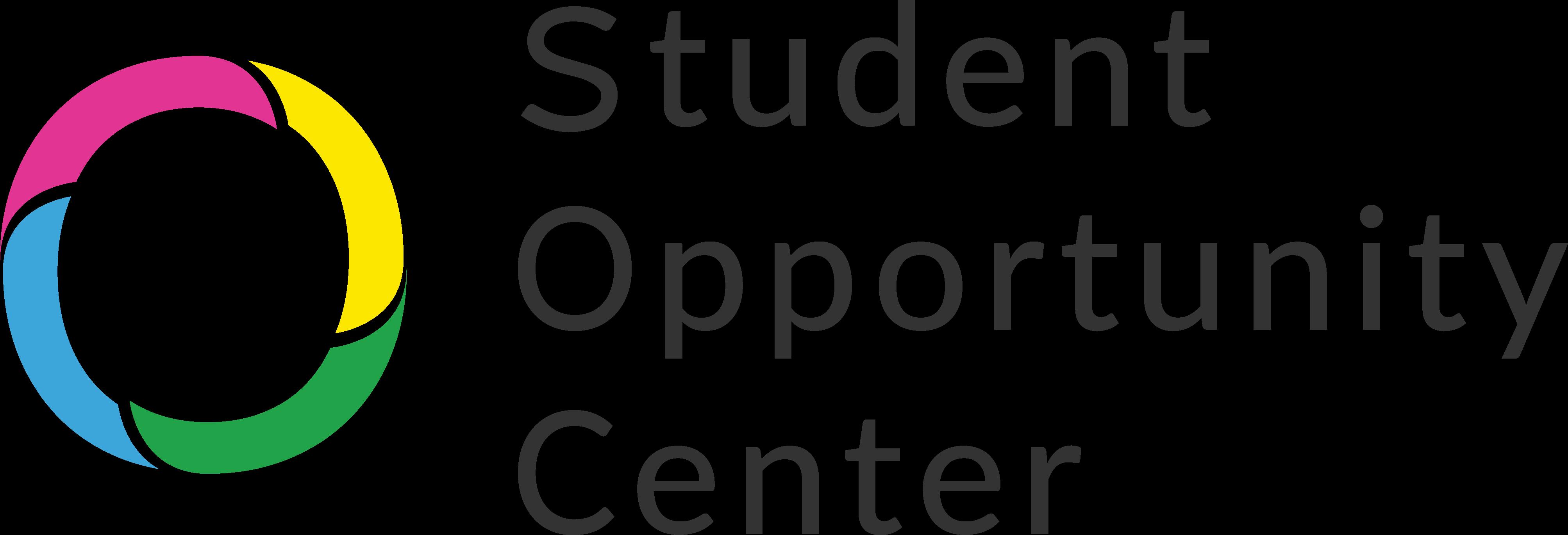 STUDENT OPPORTUNITY CENTER