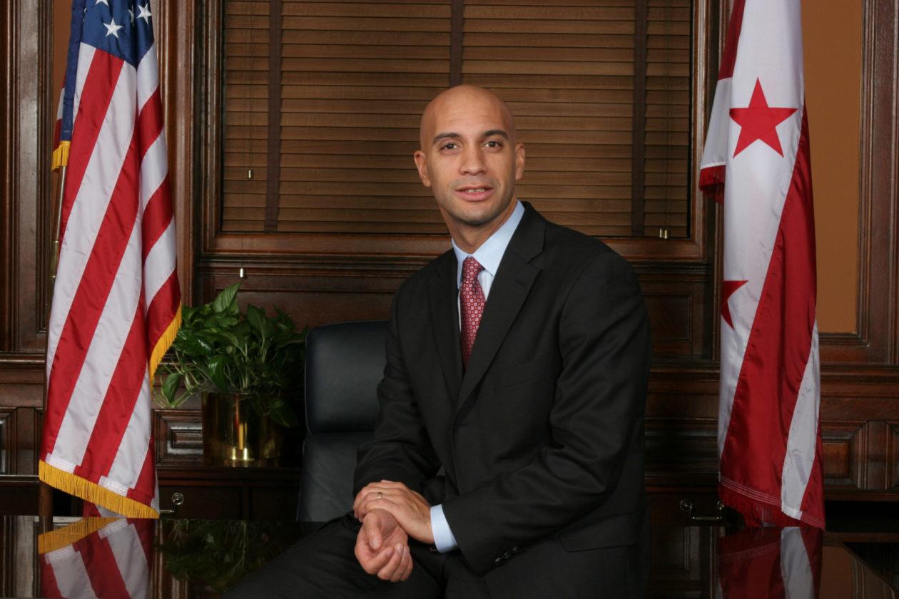 Adrian M. Fenty