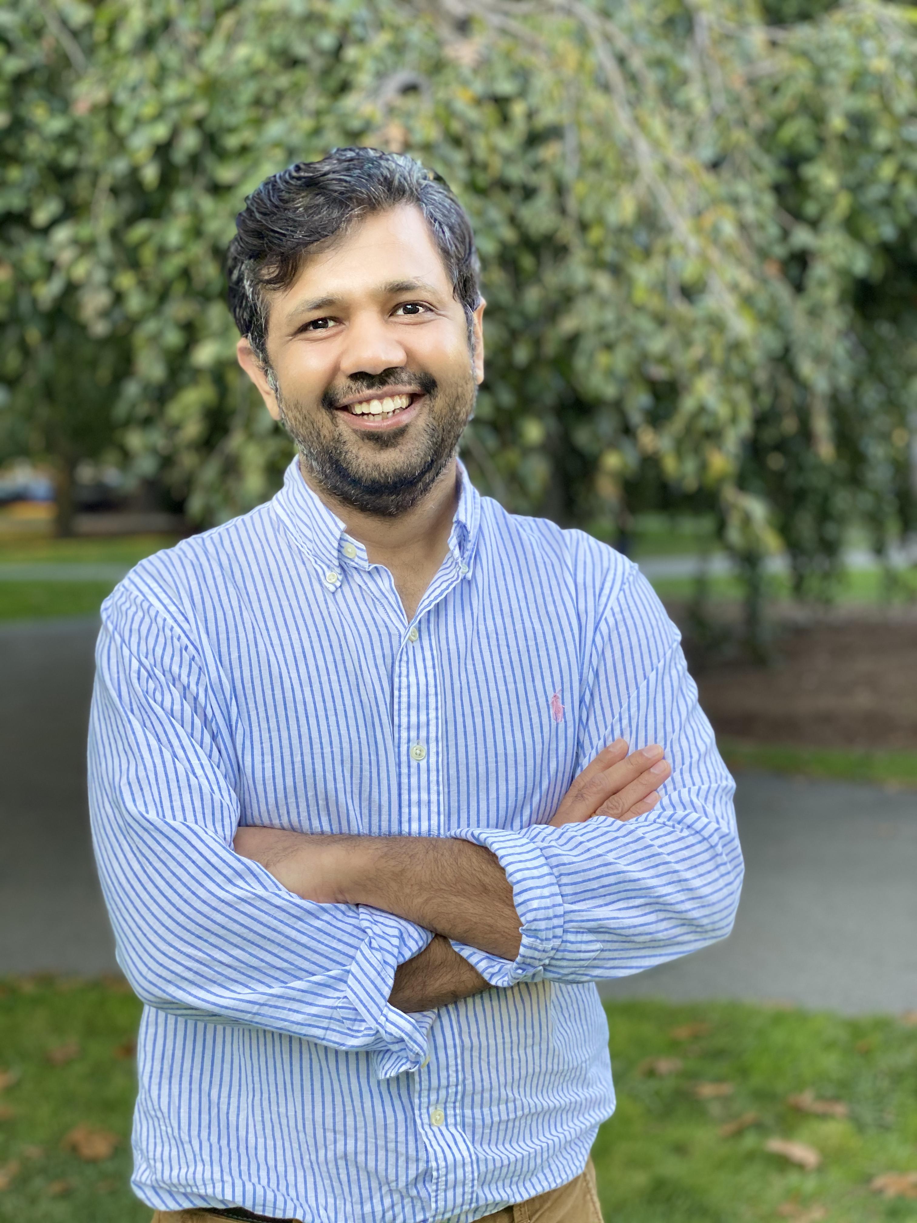 Nirmit Parikh