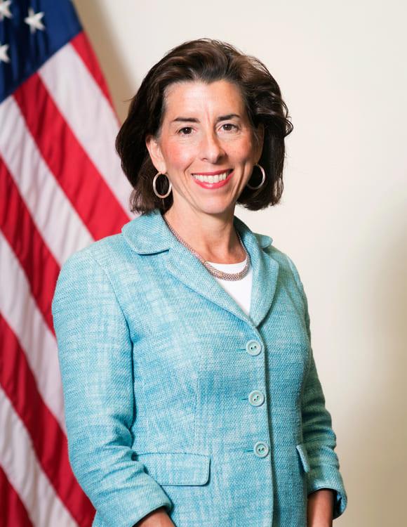 Secretary Gina Raimondo