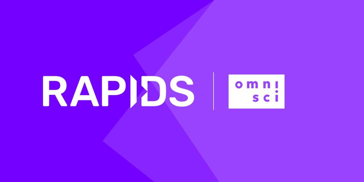 RAPIDS | OmniSci