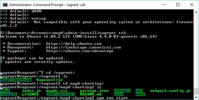 Vagrant Directory