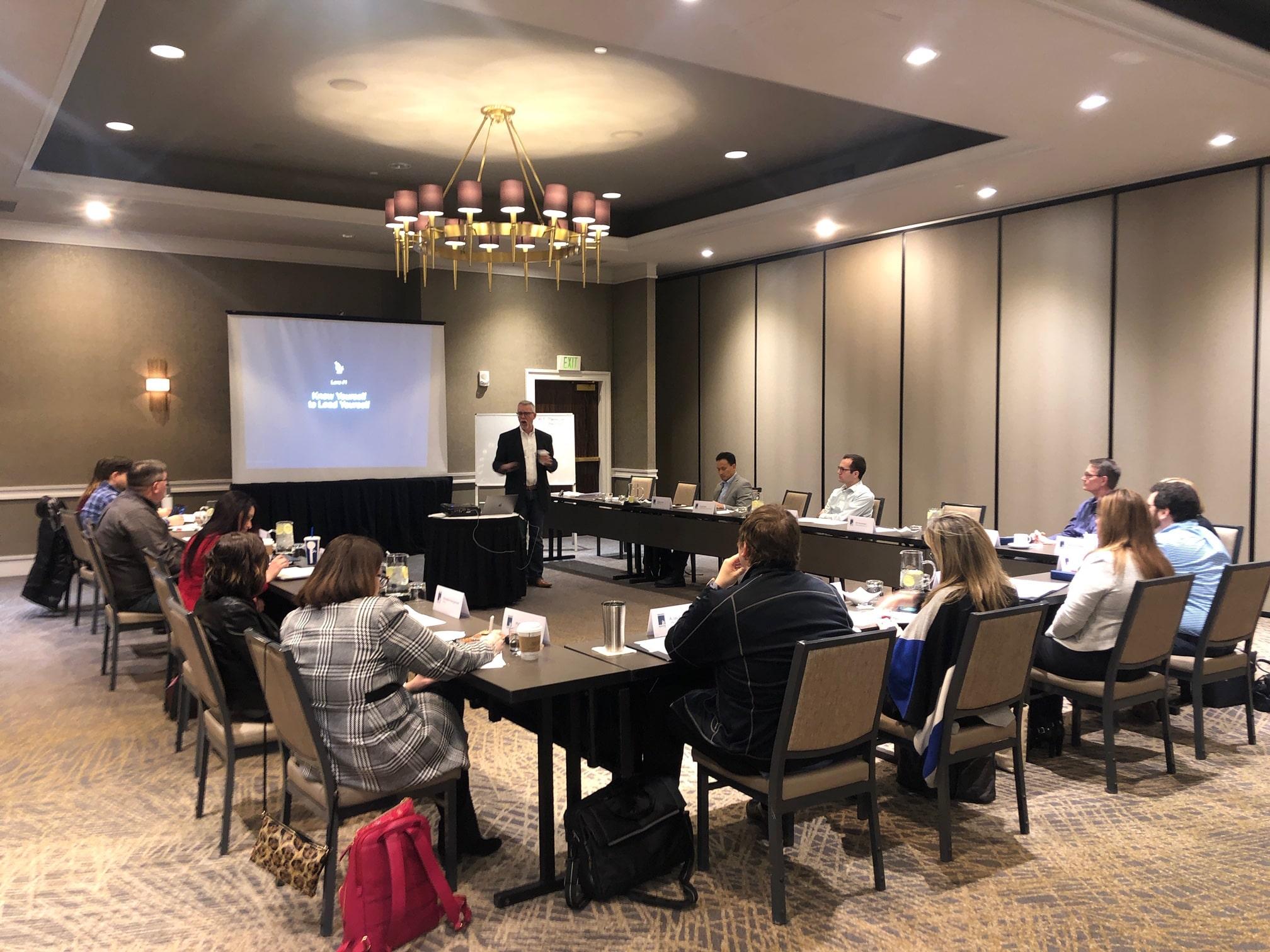 Paragon IT Leadership Forum Session