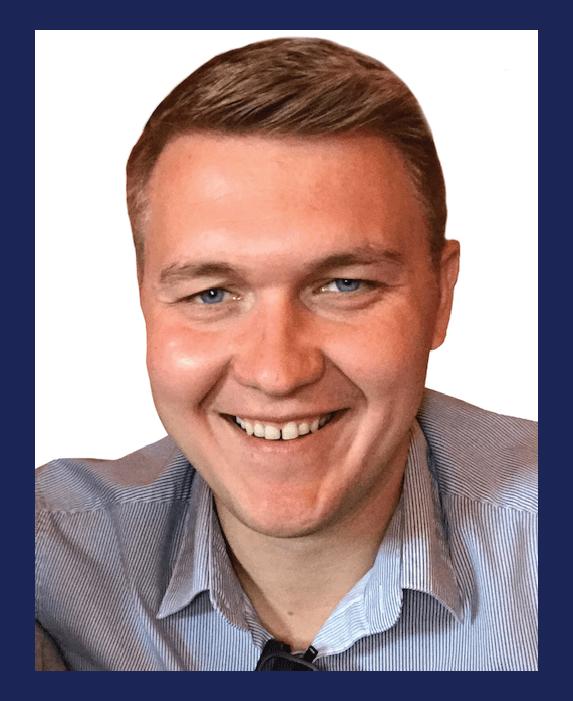 Paragon IT Professionals Sr. Account Executive, Nick Patraw