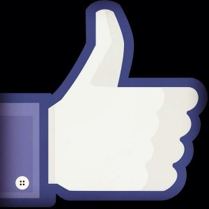 facebook marketing thumbs up
