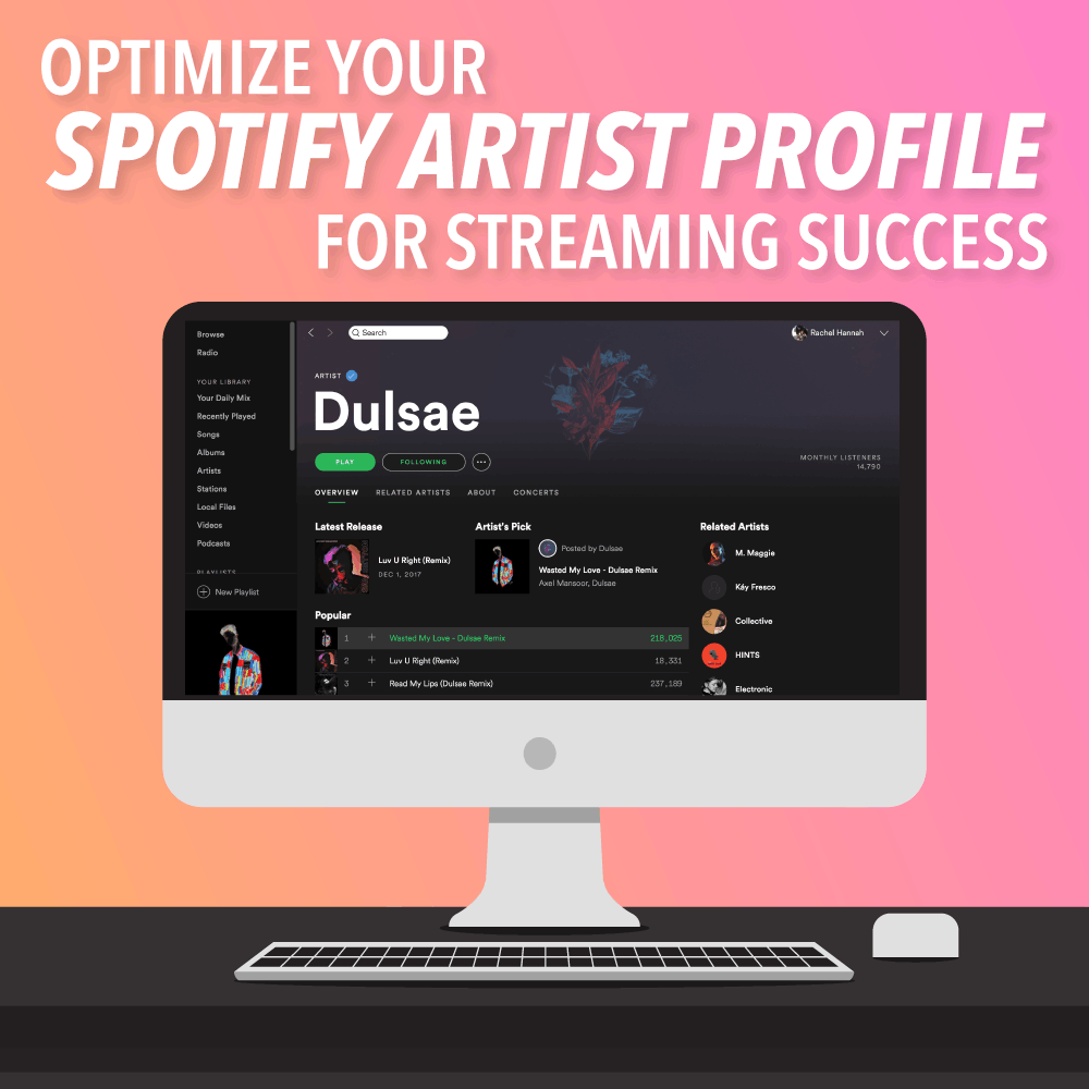 Spotify for Artists Helps You Tell Your Story