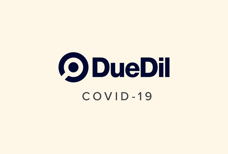 COVID-19 Update - DueDil Business Continuity Plan