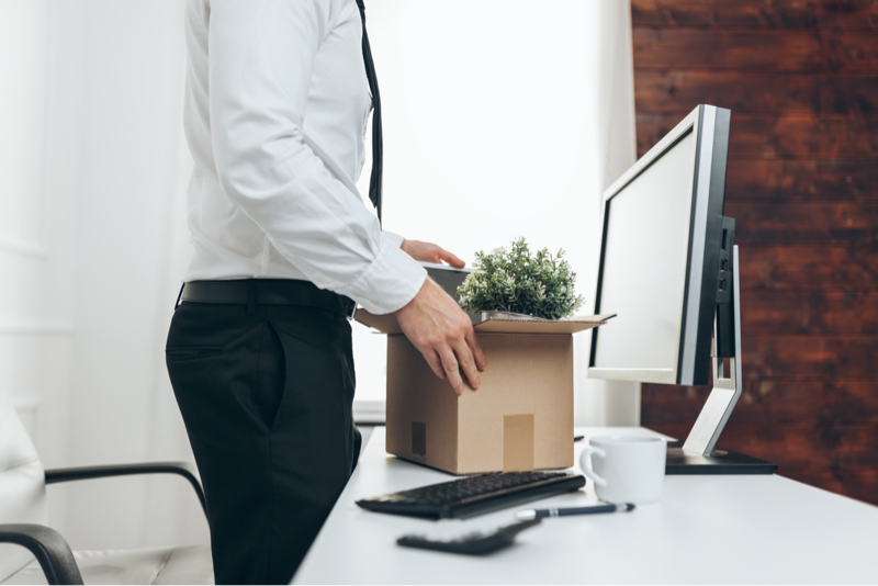 You're fired! Letting go of underperforming salespeople