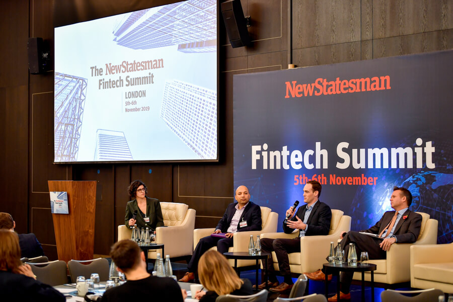 New Statesman FinTech Summit