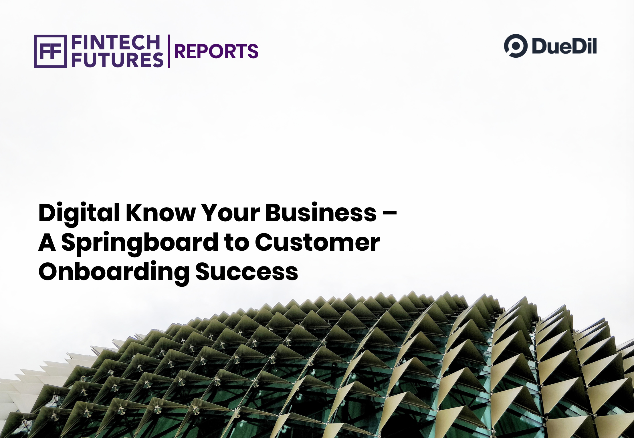 Report: Digital KYB – a springboard to customer onboarding success