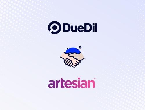 DueDil and Artesian Announce Strategic Partnership