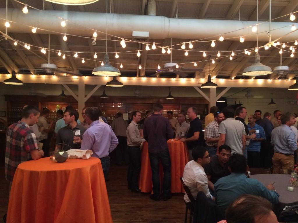 bpmcamp 2015 customer reception