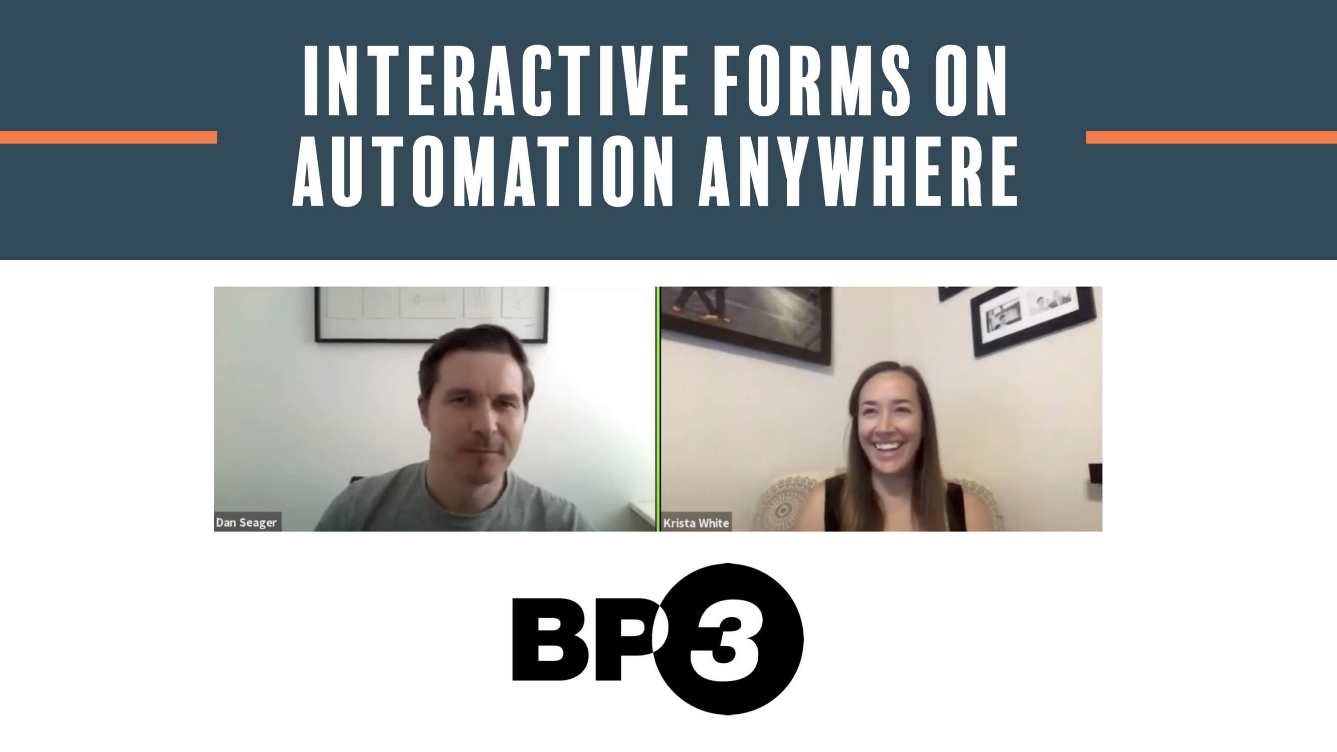 Interactive Forms on Automation Anywhere