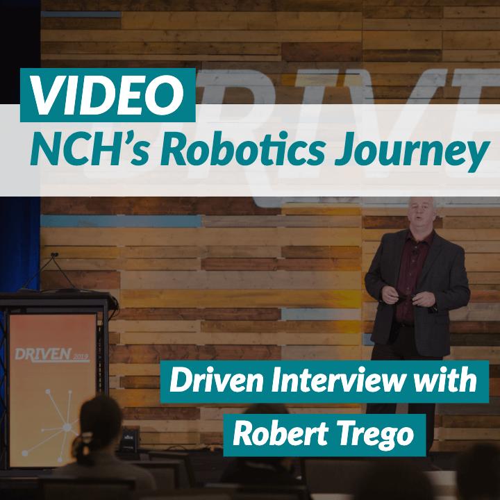 VIDEO: NCH's Robotics Journey with Robert Trego