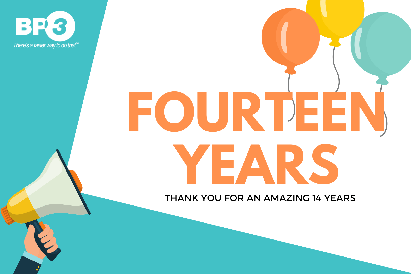 BP3 Global, Inc. - Celebrating 14 years in business!