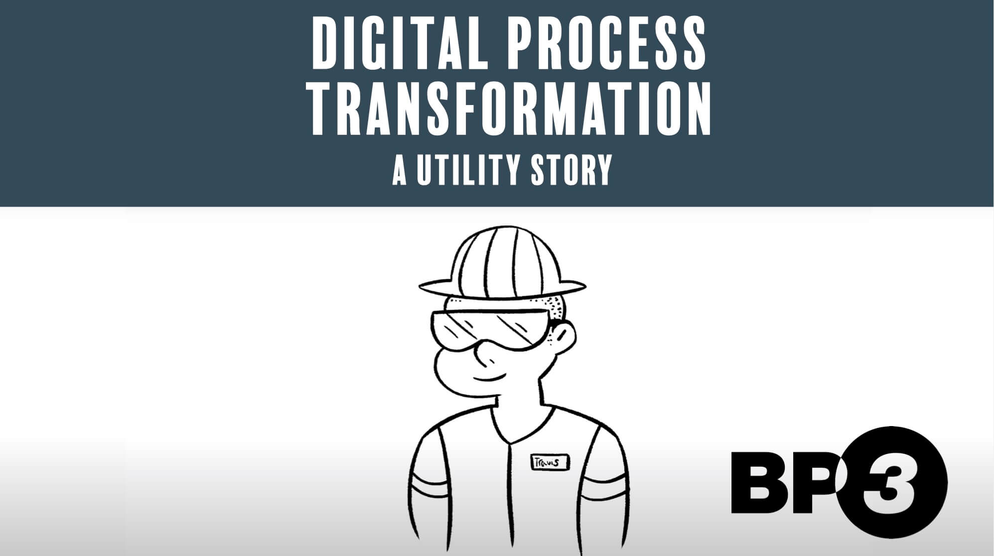 This is part 2 of a series about transforming processes, using a utility company as the star of the story(!) :