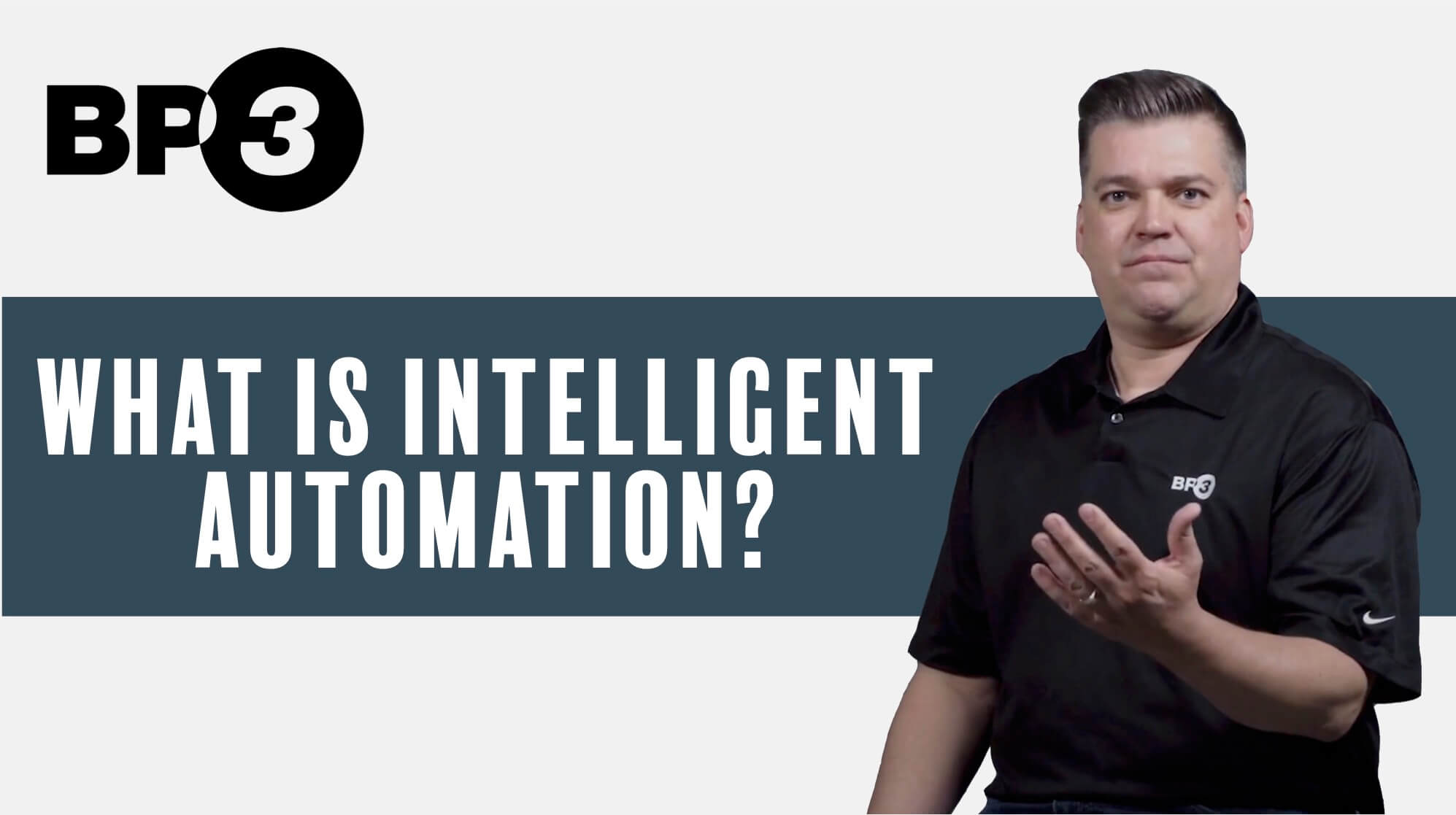 encapsulate the AI or Machine Learning in it's own layer or component, and you encapsulate the process or automation into it's own layer (or component