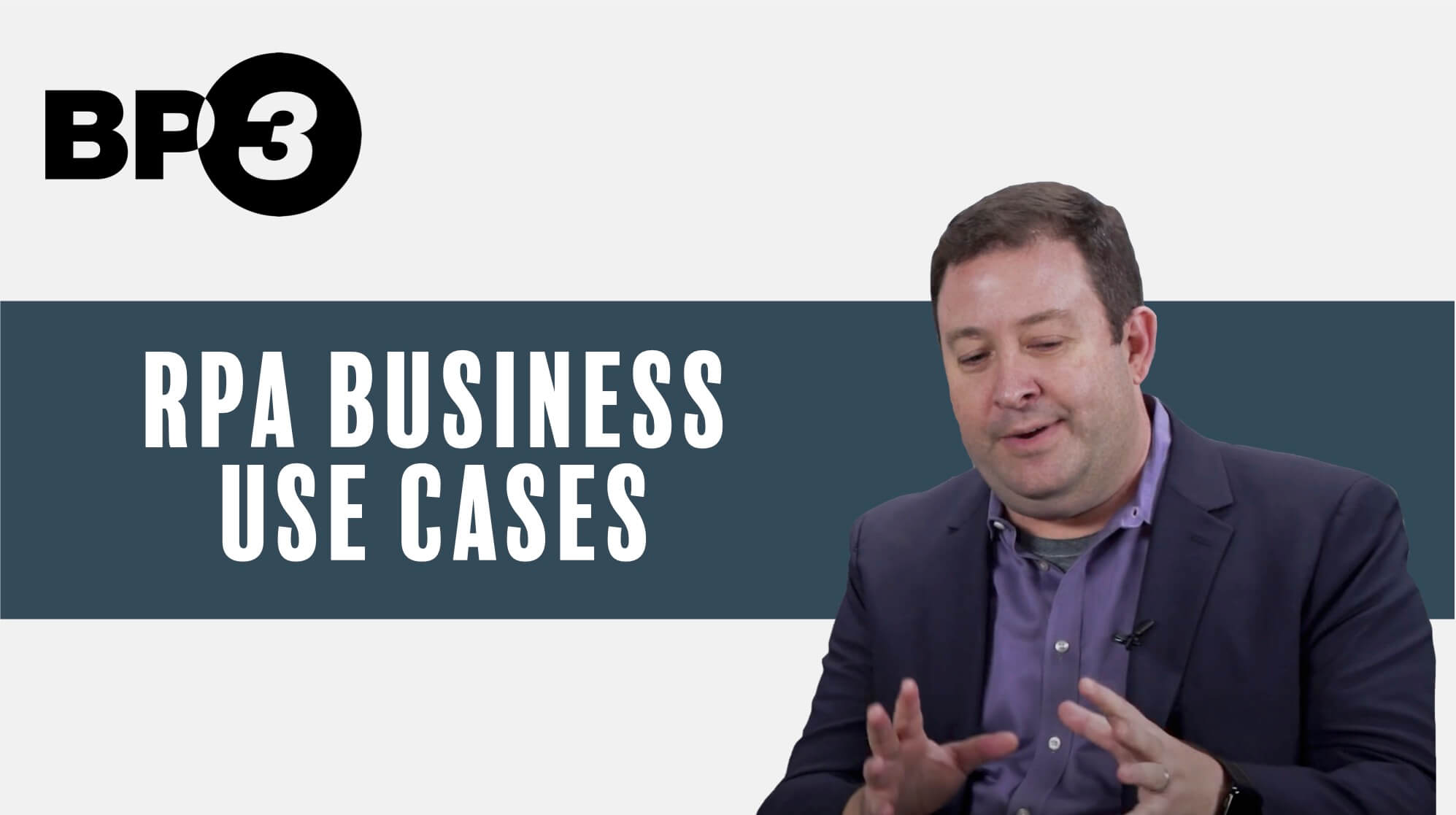 It seems like ages ago, but it was only December 2018 when we had our CEO, Scott Francis, sit down and talk with Krista White, about RPA business use cases.