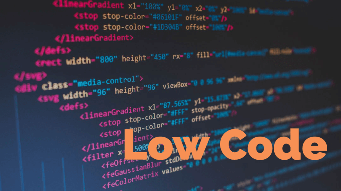Neil Ward-Dutton posted a nice quick-take on low-code and automation:      Just uploaded my third weekly quick-take video: Let's talk about low-code. What's your view?  #lowcode   #automation   https: