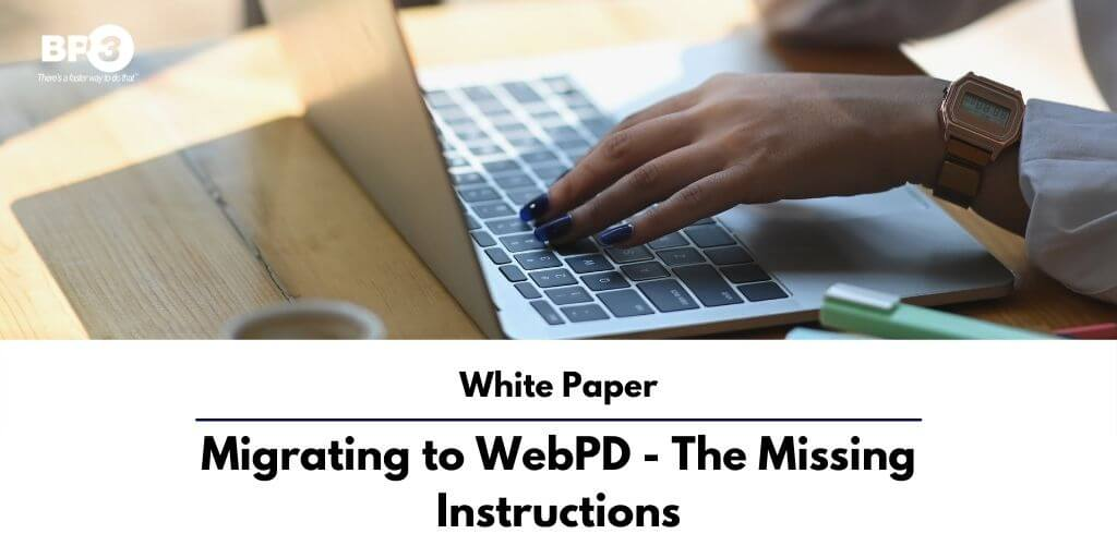 Migrating to WebPD - The Missing Instructions