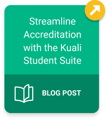 Streamline Accreditation with the Kuali Student Suite Blog Post