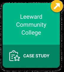 Leeward Community College Case Study