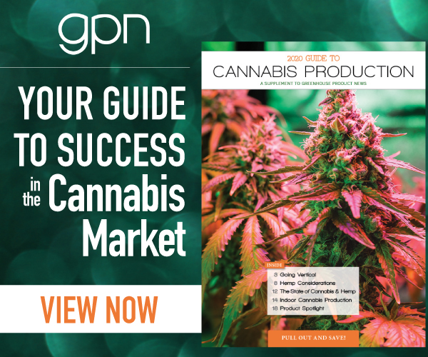 GPN 2020 Guide to Cannabis Production