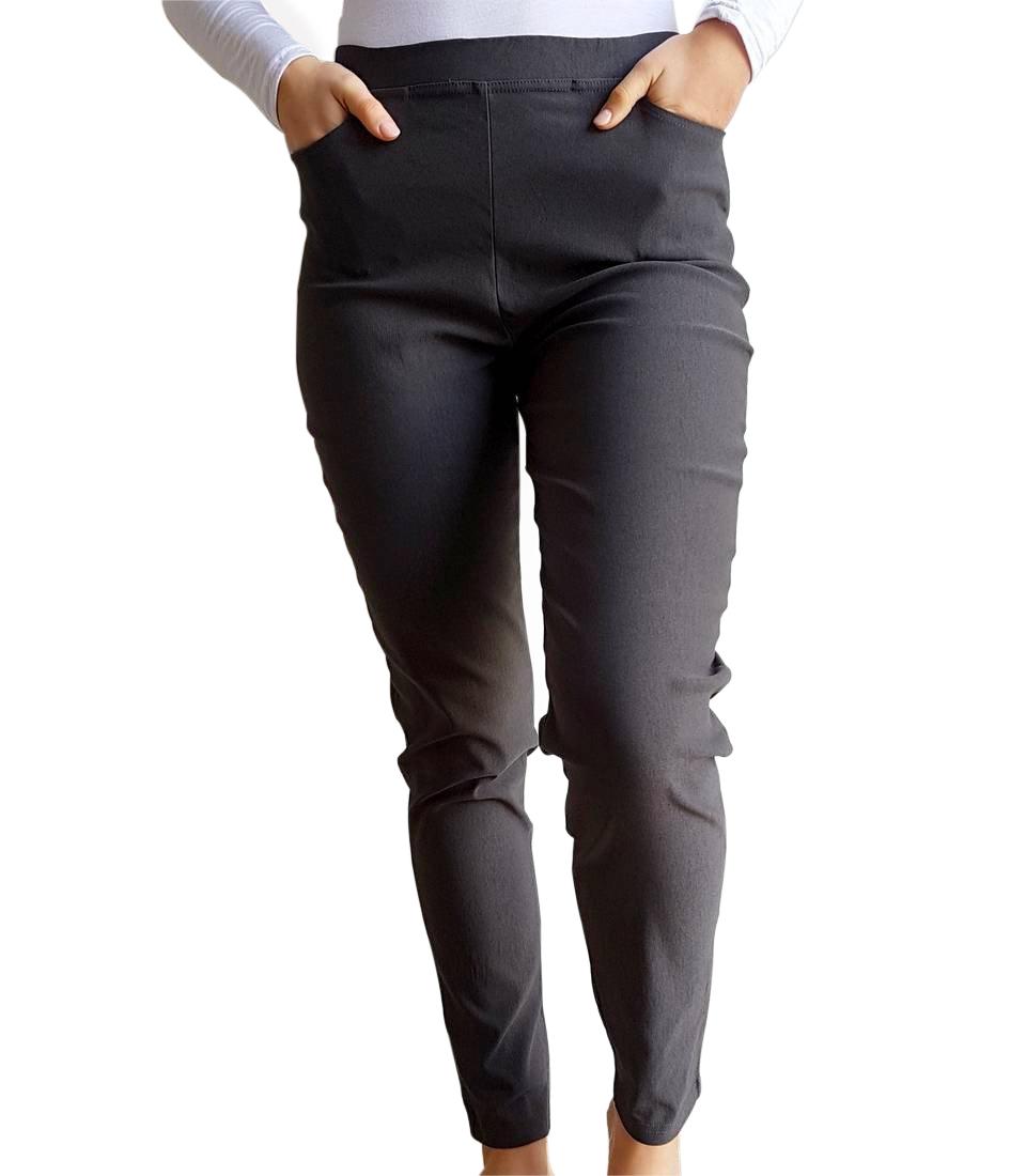 Kobomo Long Capri Pants - Double Stretch
