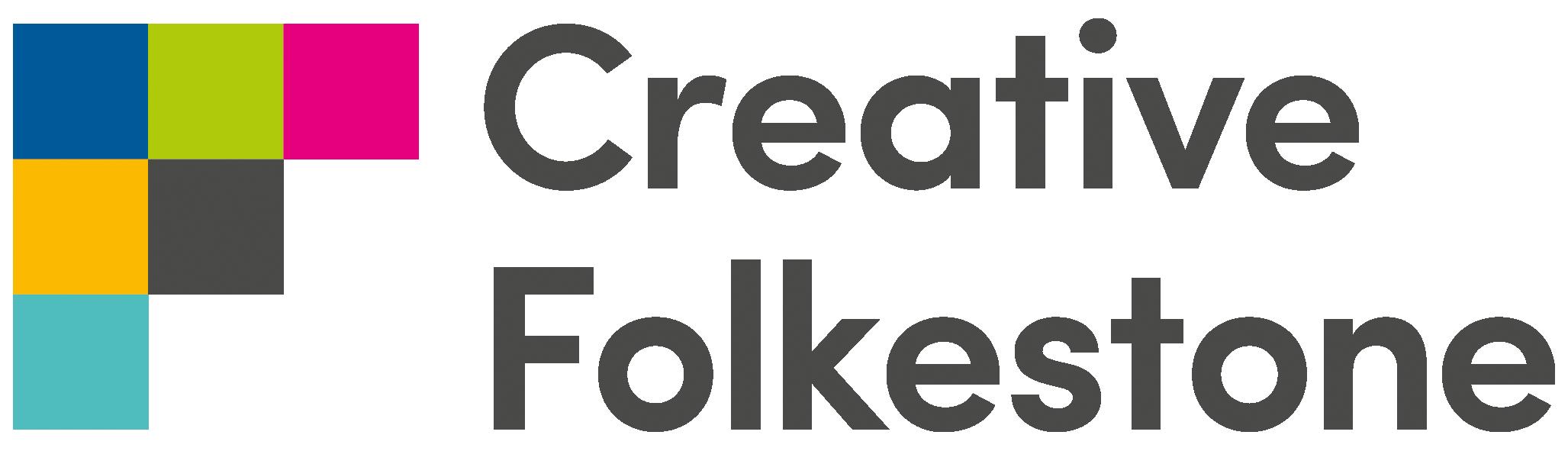 Creative Folkestone logo