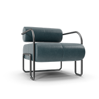 Chair facing forward right