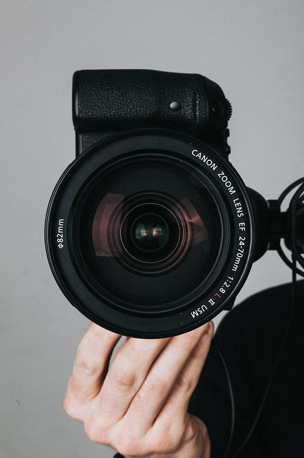 Large SLR Camera