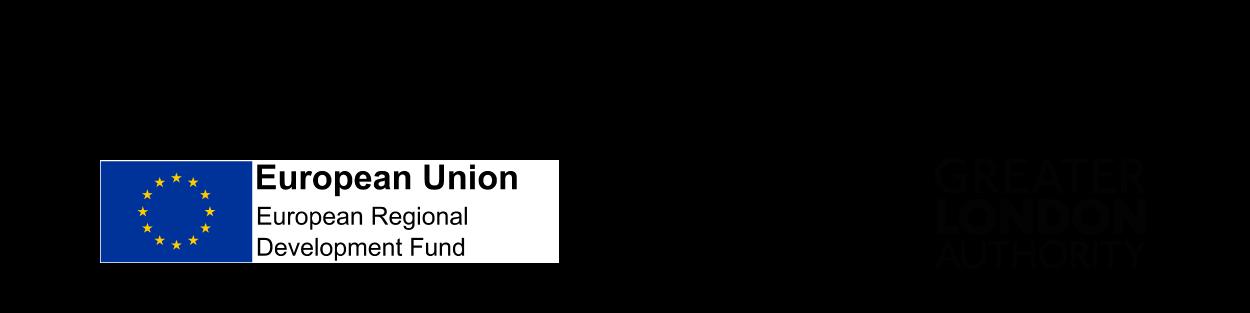 ERDF & GLA Logos