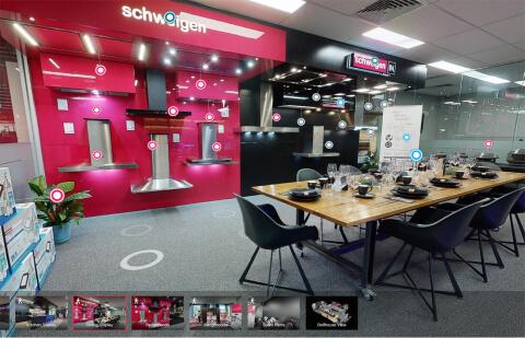 Schweigen Showroom