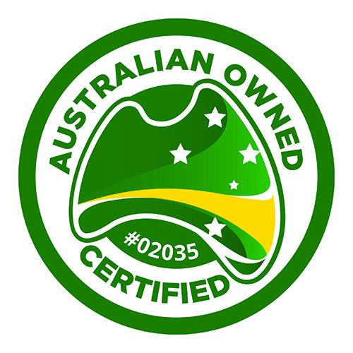 Australian Owned Logo