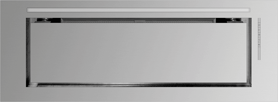 Schweigen Silent Undermount Rangehood 900mm