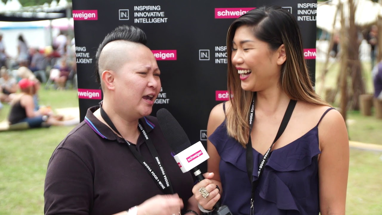Noosa Food & Wine Festival Mini Series | Asian Flavours - Getting the Blance Right with Jerry Mai