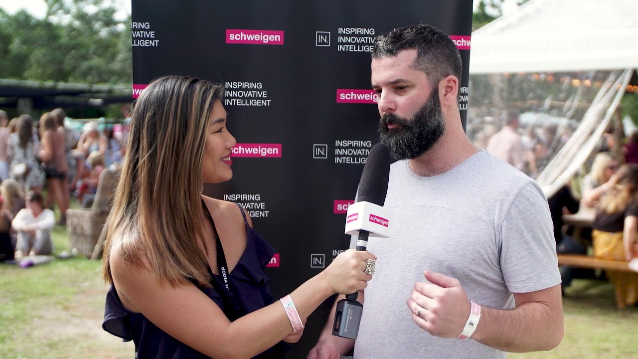 Noosa Food & Wine Festival Mini Series | Bringing Middle Eastern Flavours home with Ben Williamson