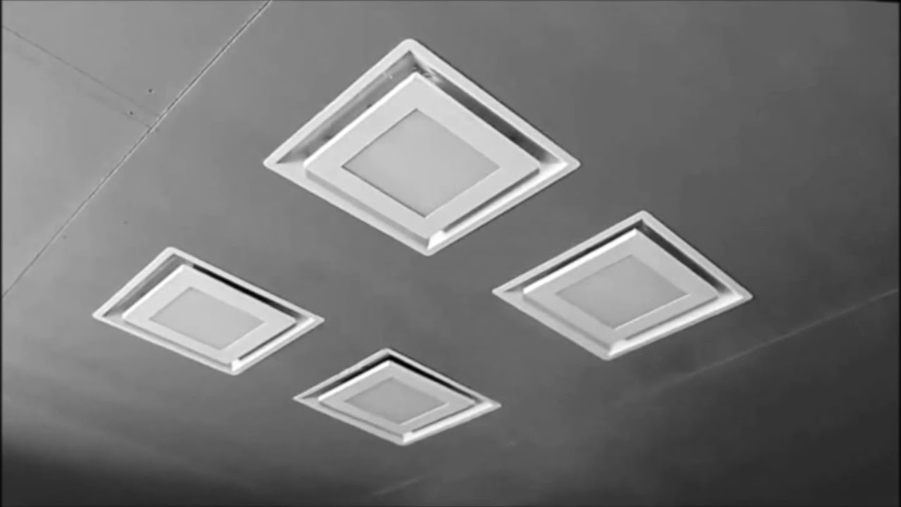 Schweigen IN. | Paradigma Ceiling Cassette Rangehood