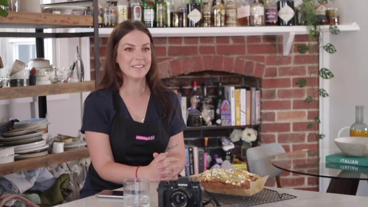 In the Kitchen with Melanie Lionello - Setting Up Office