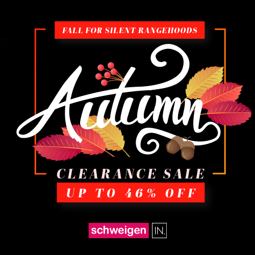 Schweigen IN. Autumn Clearance Sale 2020