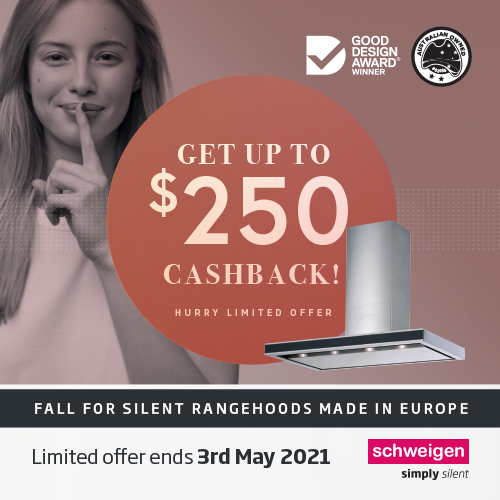 Schweigen Awesome Autumn Silent Rangehood Cashback