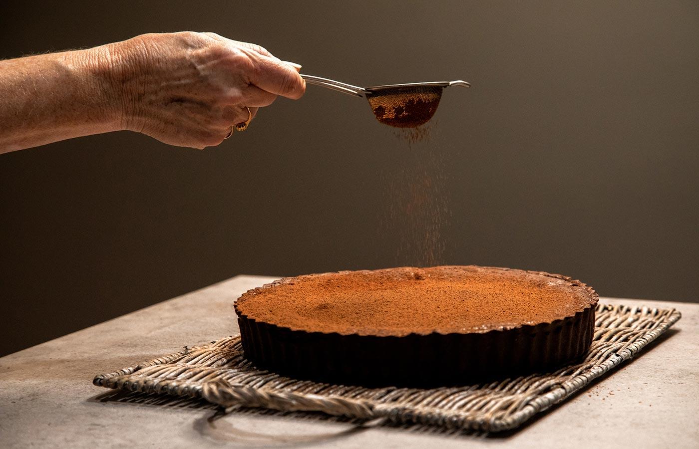Chocolate Indulgence Tart