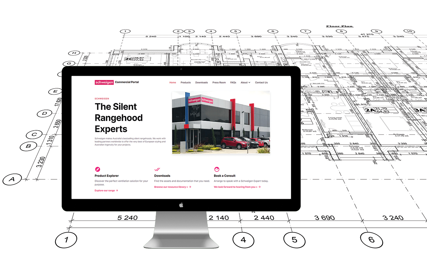 Schweigen launches Commercial Portal