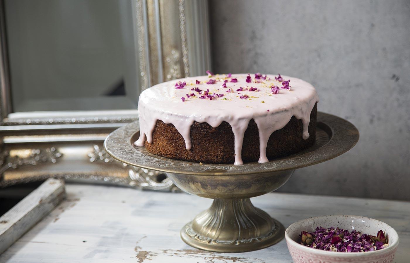 Persian Love Cake
