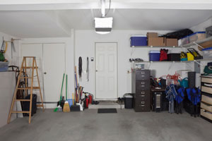 spring cleaning tips for the garage