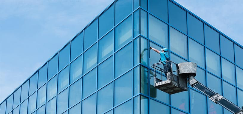office window cleaning cost