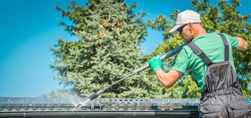 body corporate gutter cleaning