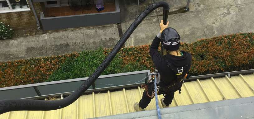 professional gutter cleaning