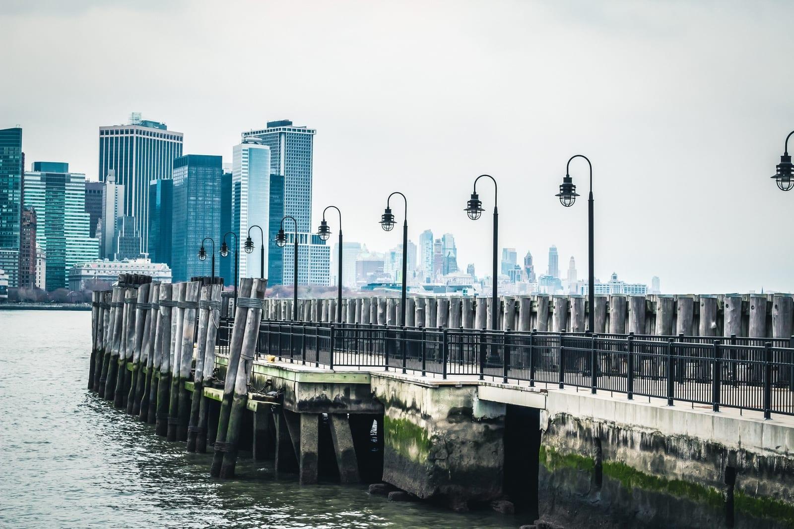 Jersey Docks