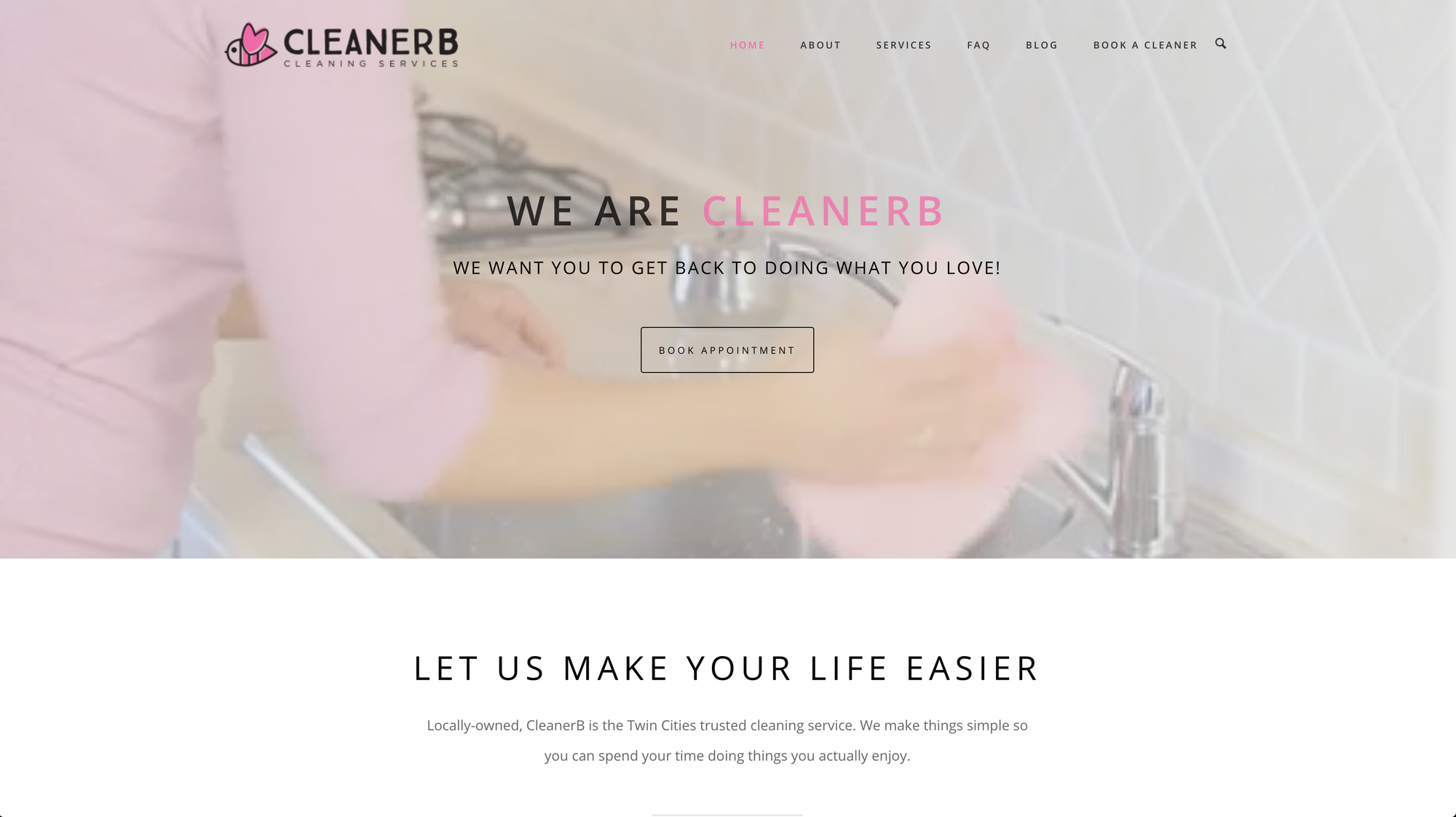 CleanerB Cleaning Services